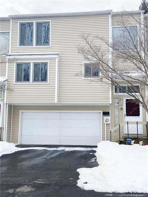 146 Shepards Knoll Drive #146, Hamden, CT 06514 (MLS #170373215) :: Tim Dent Real Estate Group