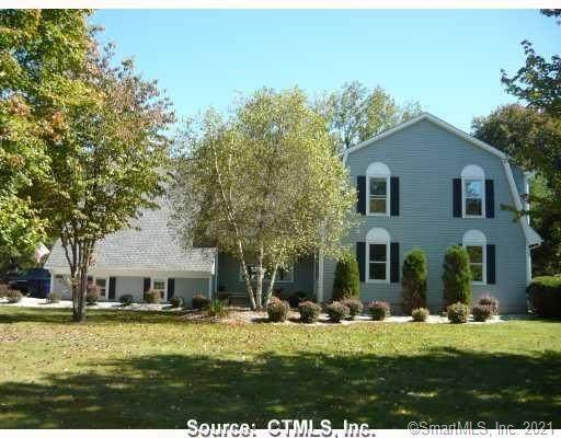 36 Plantation Drive, Suffield, CT 06078 (MLS #170373625) :: Around Town Real Estate Team