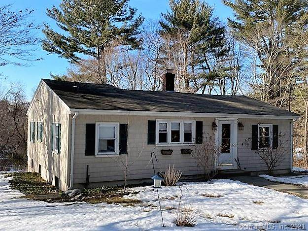 134 Geer Road, Griswold, CT 06351 (MLS #170374308) :: Next Level Group