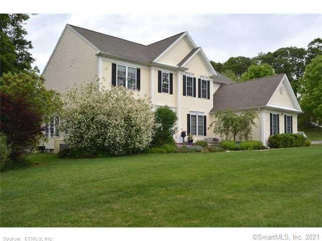 11 Windrose Drive, Groton, CT 06340 (MLS #170374705) :: Around Town Real Estate Team