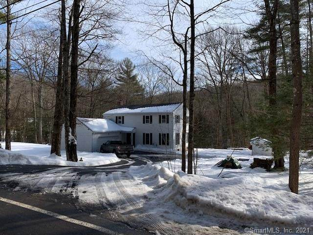 28 Warner Road, Barkhamsted, CT 06063 (MLS #170375026) :: Cameron Prestige
