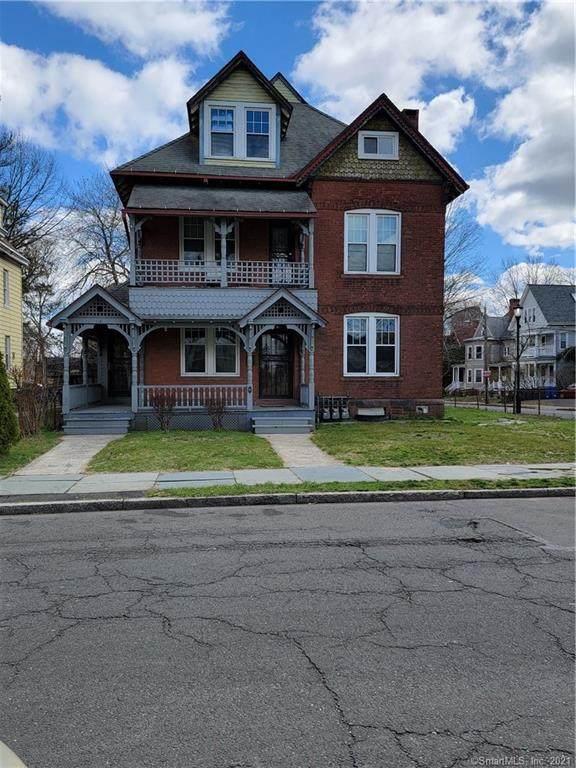 112 Huntington Street, Hartford, CT 06105 (MLS #170375117) :: The Higgins Group - The CT Home Finder