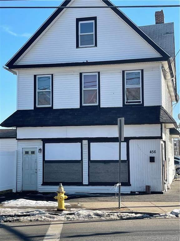 456-458 Connecticut Avenue, Bridgeport, CT 06607 (MLS #170375275) :: Carbutti & Co Realtors