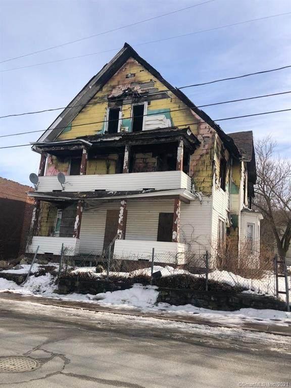 296 Orange Street, Waterbury, CT 06704 (MLS #170375501) :: Around Town Real Estate Team