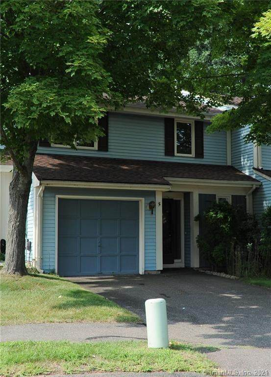 5 Copper Beech Drive #5, Rocky Hill, CT 06067 (MLS #170375784) :: Team Phoenix