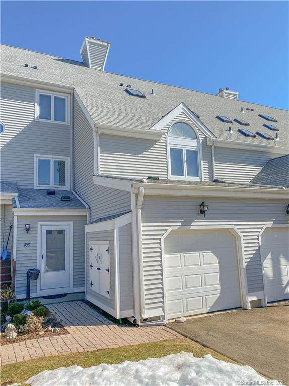 560 Silver Sands Road #403, East Haven, CT 06512 (MLS #170376018) :: Tim Dent Real Estate Group