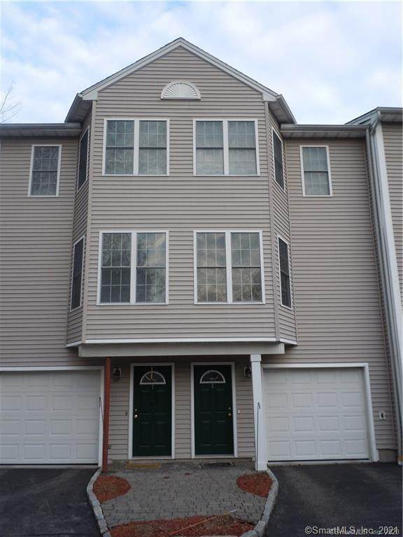 60 Grove Street #8, Shelton, CT 06484 (MLS #170376420) :: Team Feola & Lanzante | Keller Williams Trumbull