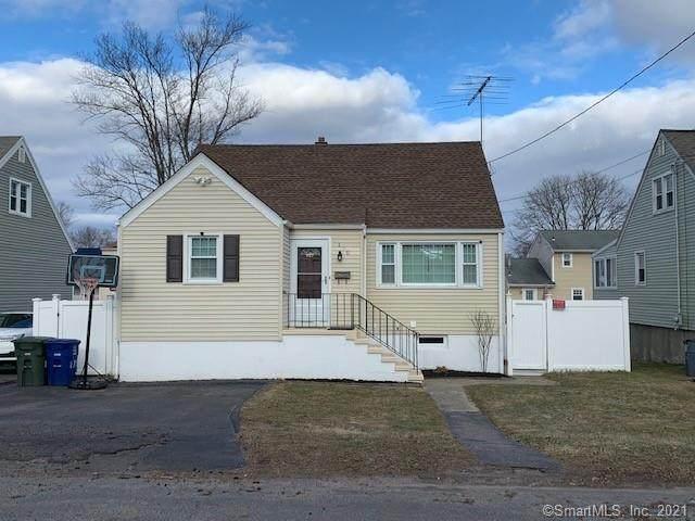 170 Oakwood Street, Bridgeport, CT 06606 (MLS #170378263) :: Michael & Associates Premium Properties | MAPP TEAM