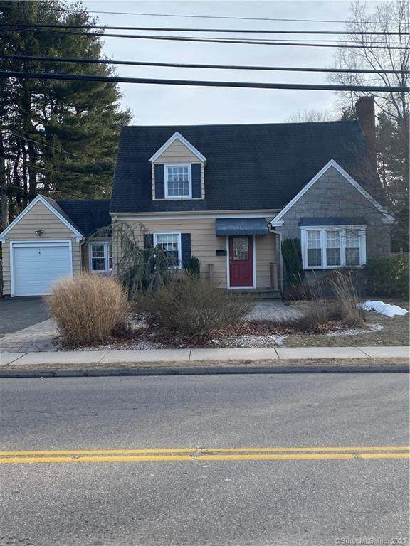 122 Griswold Street, Glastonbury, CT 06033 (MLS #170378401) :: Spectrum Real Estate Consultants