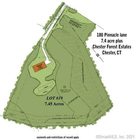 180 Pinnacle Lane, Lot #19, Chester, CT 06412 (MLS #170378411) :: Carbutti & Co Realtors