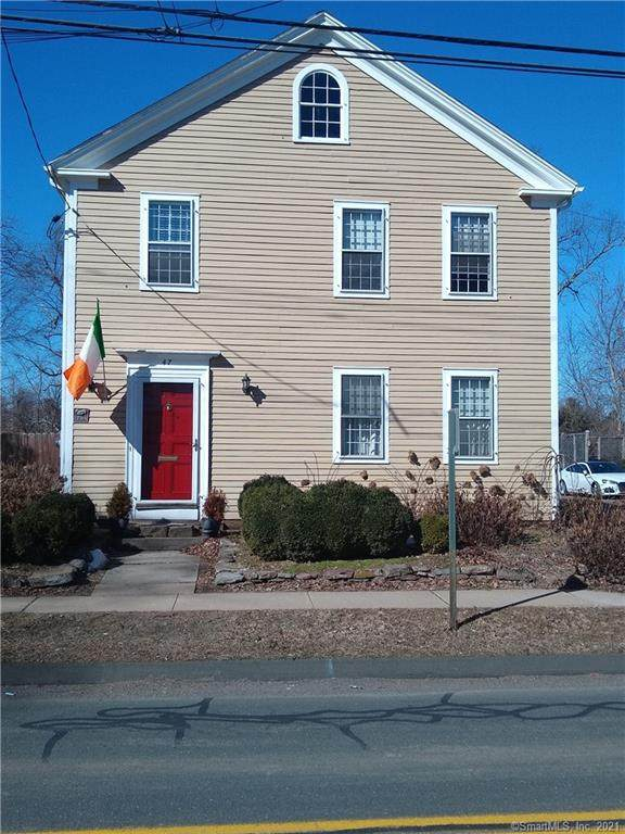45 Middletown Avenue, Wethersfield, CT 06109 (MLS #170378715) :: Spectrum Real Estate Consultants