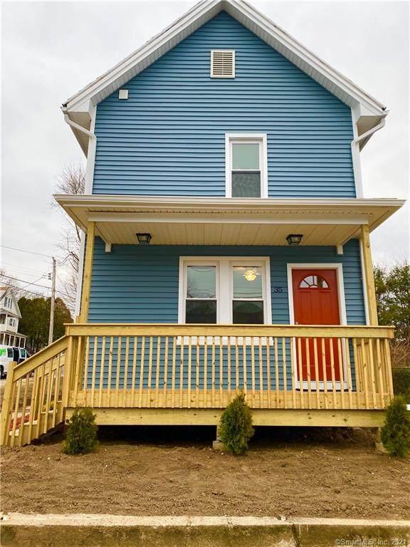 35 Cedar Street, Ansonia, CT 06401 (MLS #170379885) :: Around Town Real Estate Team