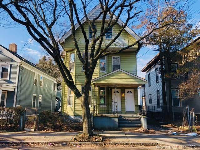 142 Greenwood Street, New Haven, CT 06511 (MLS #170380938) :: Team Phoenix