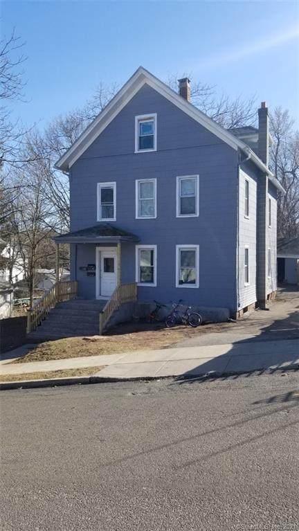16 Mosher Street, Meriden, CT 06451 (MLS #170381840) :: Forever Homes Real Estate, LLC
