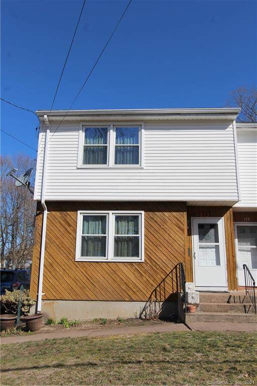153 Maple Street, Manchester, CT 06040 (MLS #170382737) :: Forever Homes Real Estate, LLC