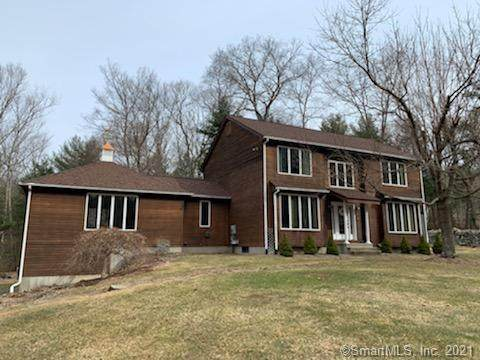 12 Fenton Bluffs Drive, Willington, CT 06279 (MLS #170383215) :: Around Town Real Estate Team