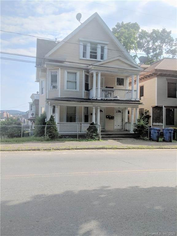 87 Hillside Avenue, Waterbury, CT 06710 (MLS #170383863) :: Forever Homes Real Estate, LLC