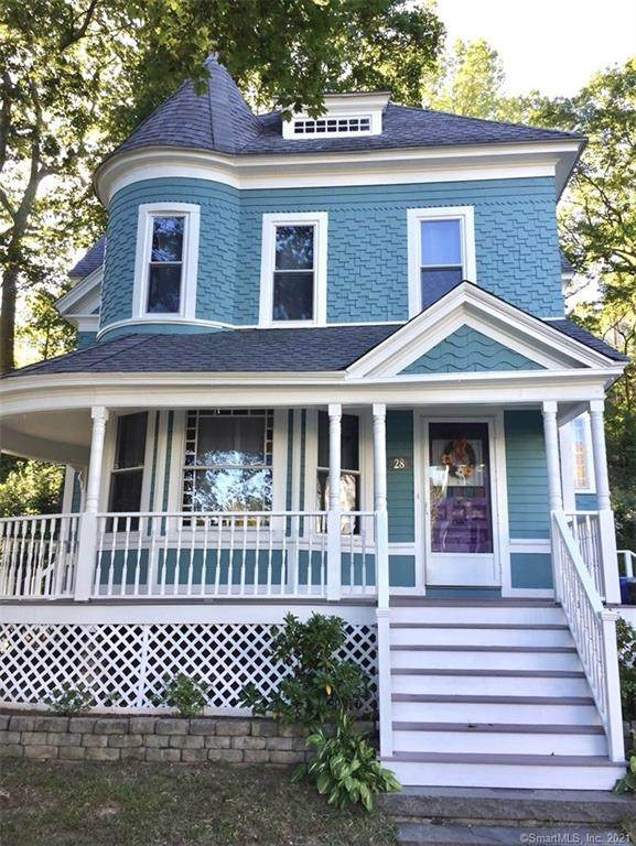28 Chestnut Street, Shelton, CT 06484 (MLS #170384076) :: Spectrum Real Estate Consultants