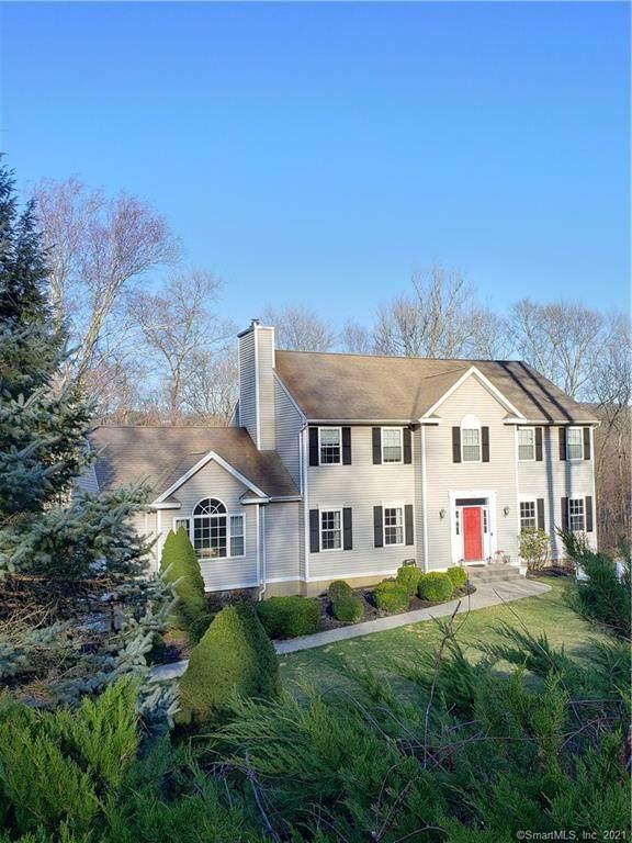 72 Little Fox Run, Shelton, CT 06484 (MLS #170384487) :: Forever Homes Real Estate, LLC
