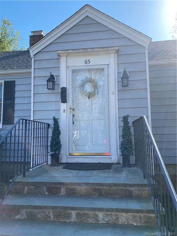 65 Willow Street, Norwalk, CT 06851 (MLS #170384749) :: Around Town Real Estate Team