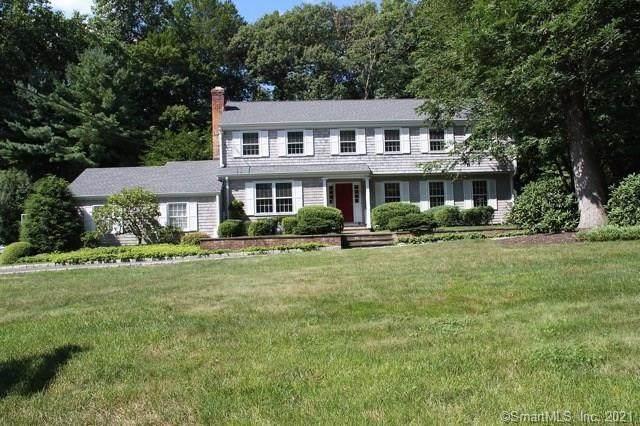 7 Sherry Lane, Darien, CT 06820 (MLS #170384796) :: Around Town Real Estate Team