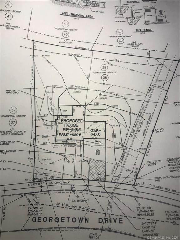 38 Georgetown Drive, Watertown, CT 06795 (MLS #170385746) :: Around Town Real Estate Team