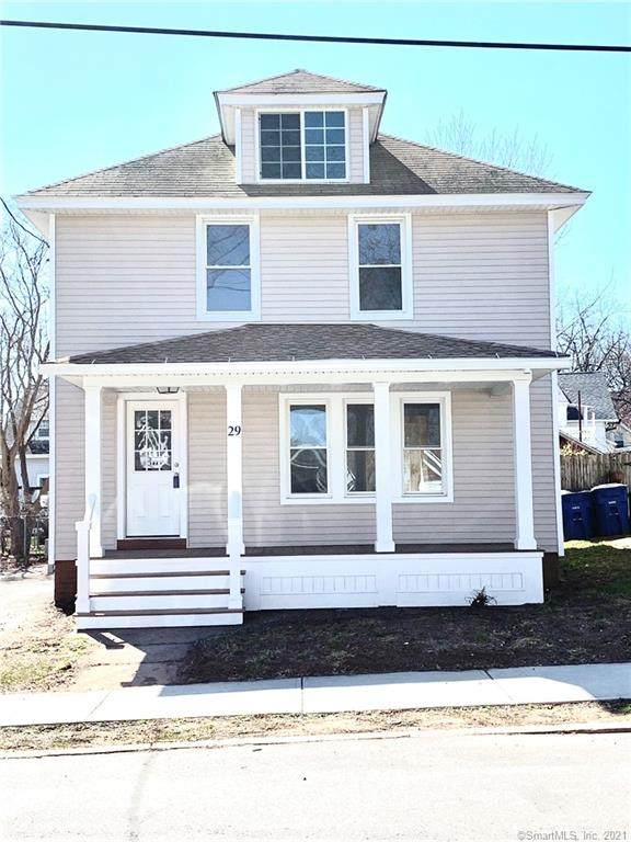 29 Parker Place, New Haven, CT 06512 (MLS #170386424) :: Forever Homes Real Estate, LLC