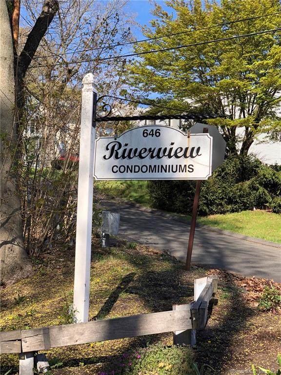646 Howe Avenue #24, Shelton, CT 06484 (MLS #170386891) :: Next Level Group