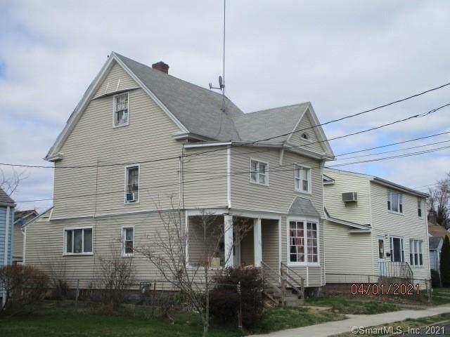 135 Hillside Avenue, Bridgeport, CT 06604 (MLS #170386947) :: The Higgins Group - The CT Home Finder
