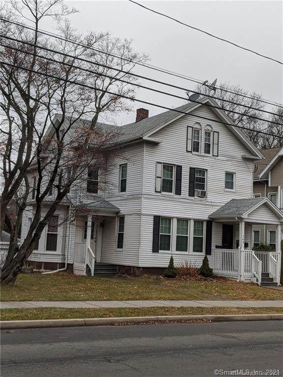 143 Curtis Street, Meriden, CT 06450 (MLS #170387000) :: Forever Homes Real Estate, LLC