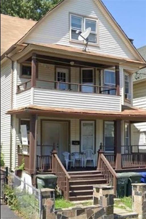 1478 North Avenue, Bridgeport, CT 06604 (MLS #170387040) :: Spectrum Real Estate Consultants