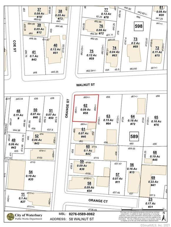 58 Walnut Street, Waterbury, CT 06704 (MLS #170387103) :: The Higgins Group - The CT Home Finder