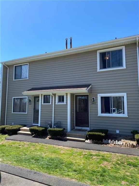 382 Monticello Drive #382, Branford, CT 06405 (MLS #170387676) :: Carbutti & Co Realtors