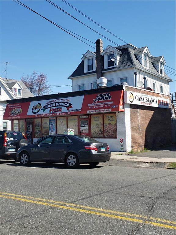 217 Campbell Avenue, West Haven, CT 06516 (MLS #170387706) :: Spectrum Real Estate Consultants