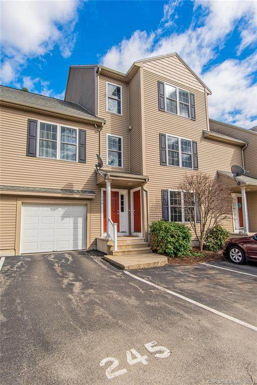 91 Perry Street #245, Putnam, CT 06260 (MLS #170387841) :: Next Level Group