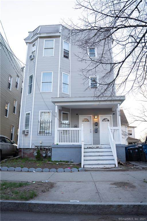 628 Winchester Avenue, New Haven, CT 06511 (MLS #170387842) :: Next Level Group