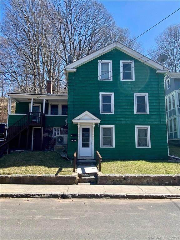69 High Street, Vernon, CT 06066 (MLS #170388205) :: Forever Homes Real Estate, LLC