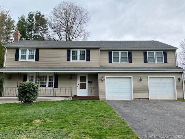15 Nolan Drive, Bloomfield, CT 06002 (MLS #170388227) :: NRG Real Estate Services, Inc.
