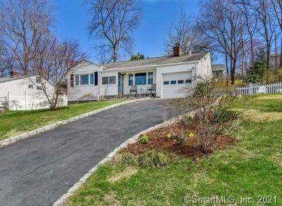 124 Wood Ridge Drive, Stamford, CT 06905 (MLS #170388333) :: Forever Homes Real Estate, LLC