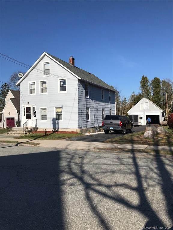 31 Morgan Street, New London, CT 06320 (MLS #170388478) :: Frank Schiavone with William Raveis Real Estate