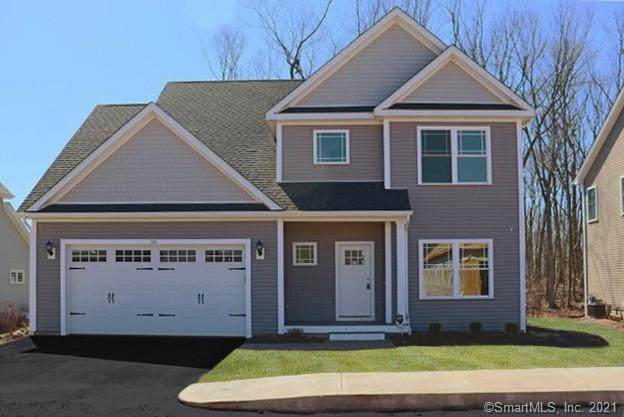 27 Bleeker Circle, North Haven, CT 06473 (MLS #170388496) :: Carbutti & Co Realtors