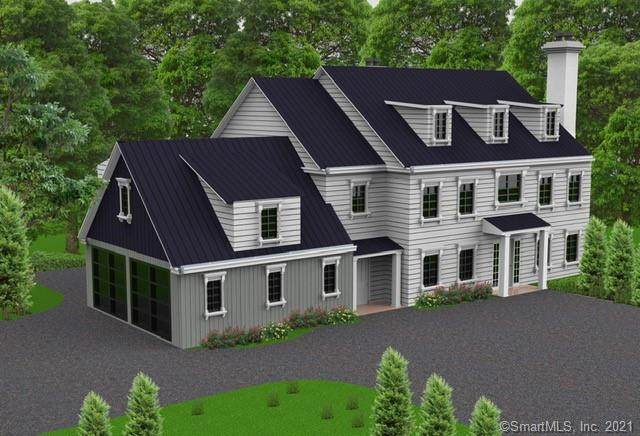 45 Ridge Road, Weston, CT 06883 (MLS #170388542) :: The Higgins Group - The CT Home Finder