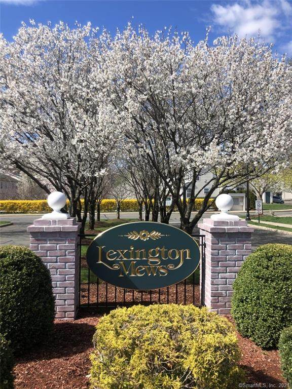 2106 Eaton Court #2106, Danbury, CT 06811 (MLS #170388856) :: Forever Homes Real Estate, LLC