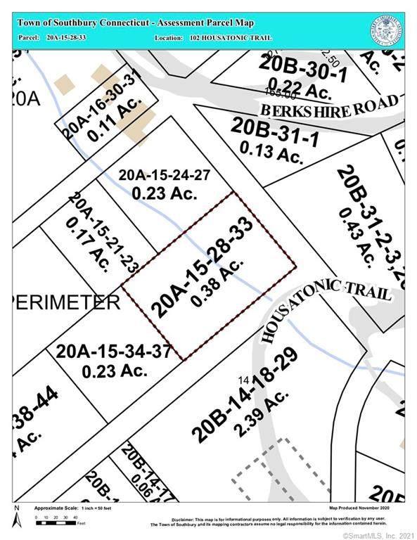 102 Housatonic Trail, Southbury, CT 06488 (MLS #170389138) :: Around Town Real Estate Team
