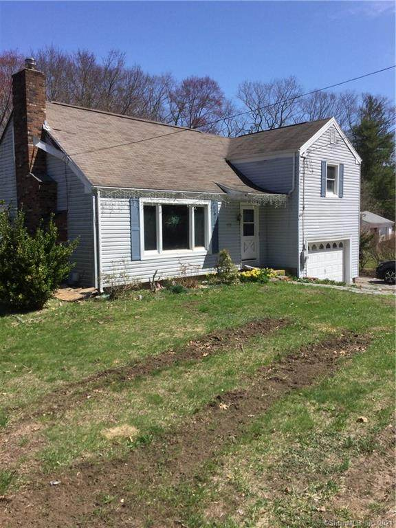 611 Route 163, Montville, CT 06370 (MLS #170389532) :: Spectrum Real Estate Consultants