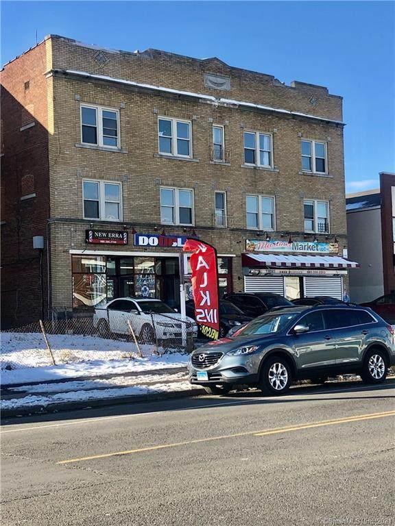465 Wethersfield Avenue #10, Hartford, CT 06114 (MLS #170389983) :: Forever Homes Real Estate, LLC