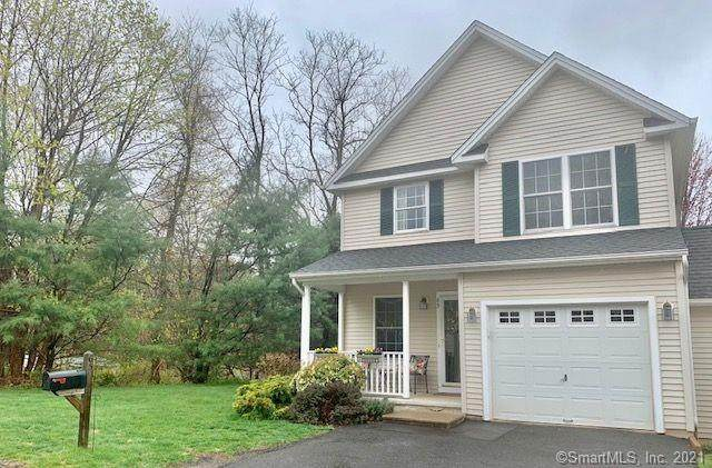 65 Copper Beech Lane #65, Portland, CT 06480 (MLS #170390126) :: The Higgins Group - The CT Home Finder