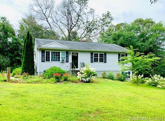 963 Ekonk Hill Road, Voluntown, CT 06384 (MLS #170390409) :: Tim Dent Real Estate Group