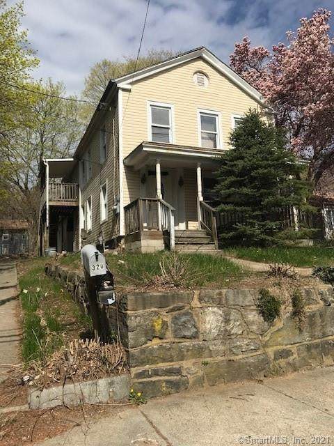 320 Central Avenue, Norwich, CT 06360 (MLS #170390410) :: Forever Homes Real Estate, LLC