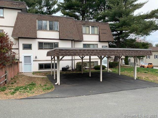 41 Shad Row #41, Suffield, CT 06078 (MLS #170390698) :: Forever Homes Real Estate, LLC
